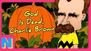 GOD is DEAD, Charlie Brown! (