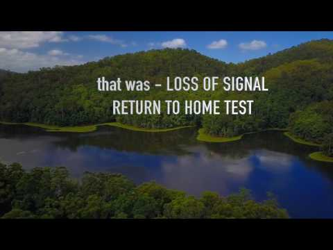 Mavic Pro - LOST CONTROL - Signal loss Return To Home at 1350mtrs - What happens?