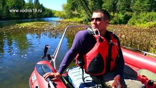 ВОДОМЕТНОЕ САФАРИ ч.2  Рыбалка и путешествие по горным рекам на водометных лодках Фрегат Jet