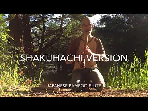 Wu-Tang Clan's C.R.E.A.M. - Shakuhachi (Japanese Bamboo Flute) - WESTWORLD S02 Inspired
