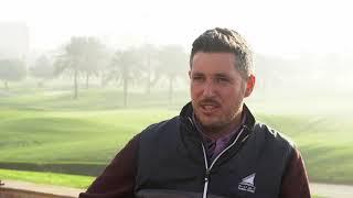 Introducing David Taggart, Dubai Creek Golf Superintendent