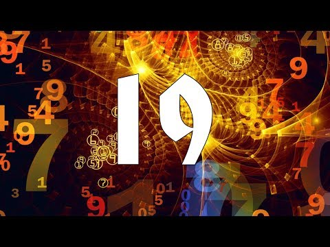 ⑲ Numerology Number 19. Secrets Of Your Birthday
