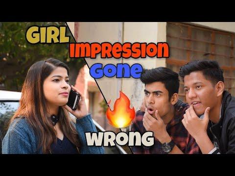 Girl Impression Gone Wrong    Waqt Sabka Badalta Hei    Intkam Dekhegi    RB KI VINES