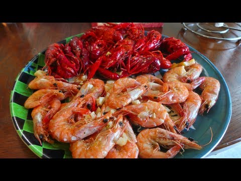 Garlic Butter Style : Shrimp/Crawfish: Black Cooking Swagg #14