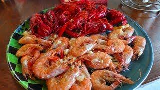 Garlic Butter Style : Shrimp/crawfish: Black Cooking Swagg #14
