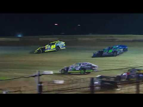 DIRTcar Summer Nationals Modifieds Fayette County Speedway July 4th, 2018 | HIGHLIGHTS