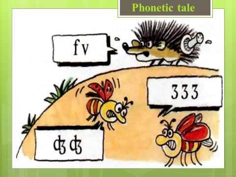 Phonetic tale