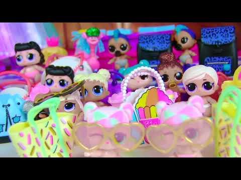 КУКЛЫ ЛОЛ РАПУНЦЕЛЬ! ШАР ЛОЛ СЮРПРИЗ. ООАК на кукле лол / кастом лол Рапунцель Игрушки своими рукамииз YouTube · Длительность: 11 мин1 с