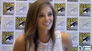 Jordan Hayes Interview - Helix Season 2