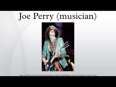 Joe Perry (musician)