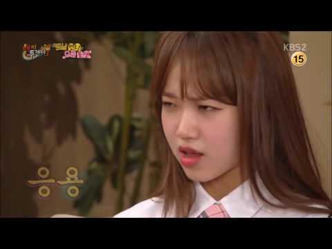 K-POP Idol React to Choi Yoojung Cuteness (아이오아이 위키미키 최유정)