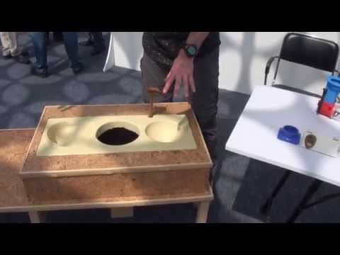 Chuck Henry: Earth Auger: Urine diverting dry toilet (Critical Practices LLC, Ecuador), Part 2