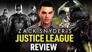 Ben Shapiro Reviews Zack Snyder's Justice League!