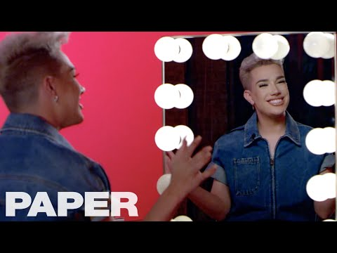 Misunderstood: James Charles on Controversies and Cancel Culture | PAPER thumbnail