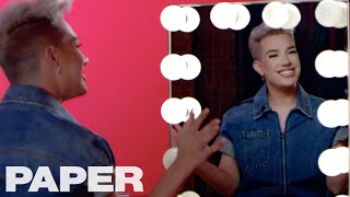 YouTube動画:Misunderstood: James Charles on Controversies and Cancel Culture | PAPER