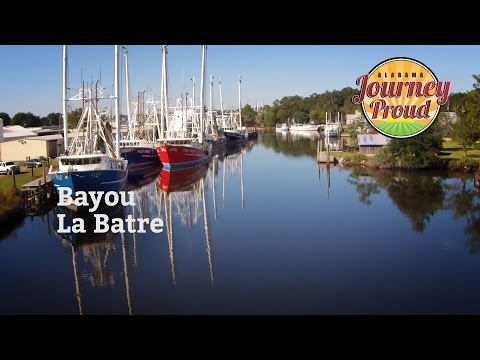 Journey Proud | Bayou La Batre | Season 2 - Episode 6 | Alabama Public Television