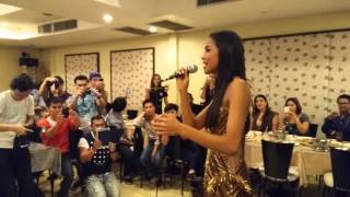 Maeya - Miss Thailand World 2014 - Halo [T-pageant Meeting 20/12/2014]