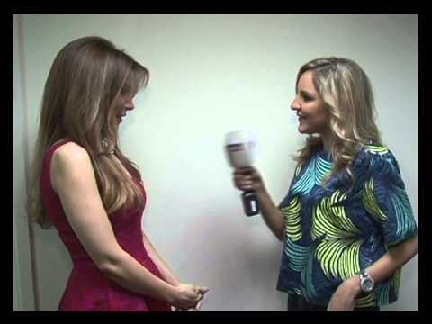 Yara Backstage Interview - مقابلة مع يارا في كواليس يلا نرقص
