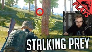 SOLO STALKING - PlayerUnknown's Battlegrounds #14 (PUBG SOLO Gameplay) StoneMountain64  Solo Win