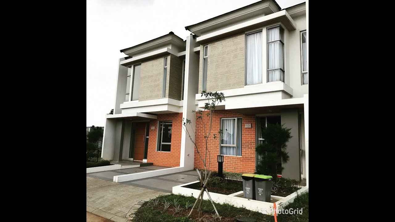Rumah 2 Lantai Cluster Eco Residence Citra Raya Tangerang Harga Start 699jtan Dp 5