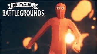 КОРОЛЬ КОРОЛЕВСКИХ БИТВ ► Totally Accurate Battlegrounds