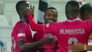 الهدف | السد 0 - 1 الدحيل | نصف نهائي كأس الأمير 2018