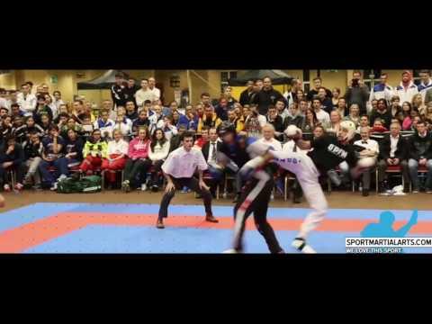 Irish Open 2017 Promo - WAKO Kickboxing - Europe's Largest Kickboxing Tournament