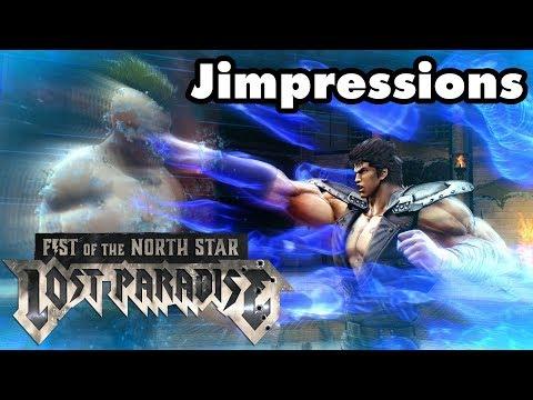 Fist Of The North Star: Lost Paradise - YakuzATATATATATATATATA! (Jimpressions)