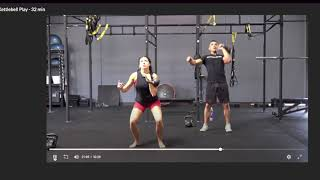 Best Kettlebell Gym brought right to your home - Lauren's Playground