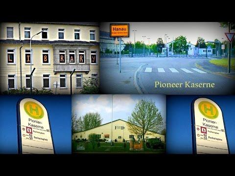 Hanau, Germany: Pioneer Kaserne + Sportsfield Housing 2014