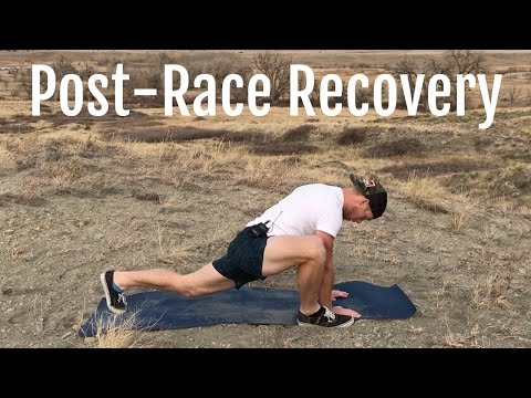 Post-Race Recovery For Runners