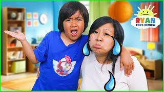 why do we cry educational video for kids with ryan toysreview