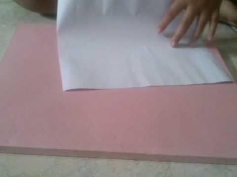 Origami pesawat sederhana by Hilal Attaslimi