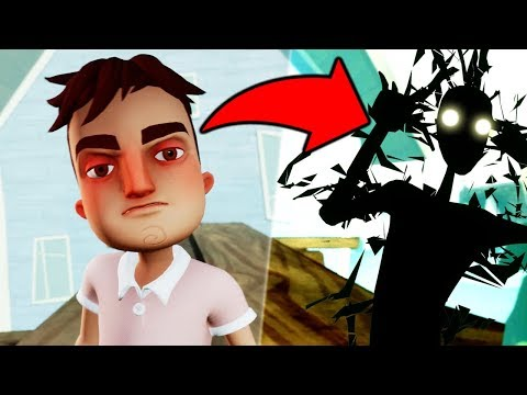 DER JUNGE WIRD ZUM SCHATTEN ? (Ending) | Hello Neighbor - Hide and Seek | [Deutsch/German]