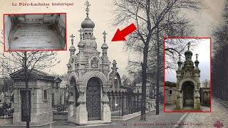 «Русский след» на Пер-Лашез 14 могил известных русских людей