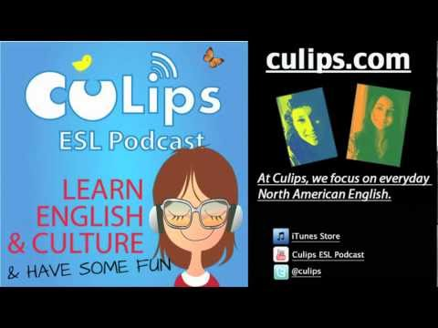 Culips ESL Podcast: Chatterbox Episode #66 - Learning languages