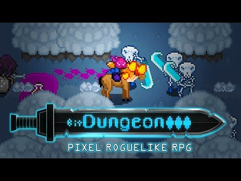 Bit Dungeon III Android/iOS Gameplay. Pixel Roguelike RPG