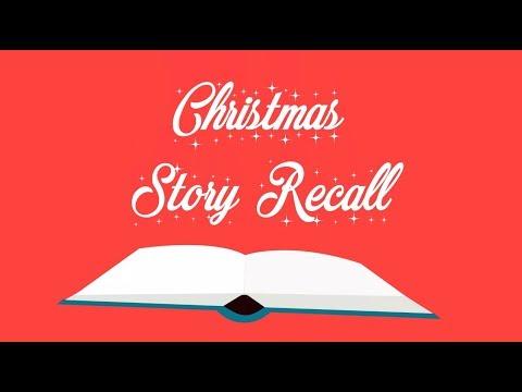 ESL Christmas Story Recall