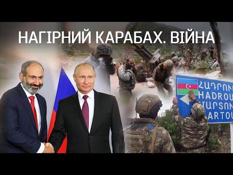 Війна за Нагірний Карабах. Нове загострення  
