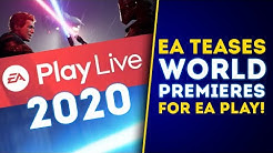 EA Star Wars Teases World Premieres for EA Play in June! PLUS: Jedi Fallen Order Updates!