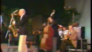 CHICAGO JAZZ FEST 1985 : Bud Freeman, Stu Katz, Barrett Deems