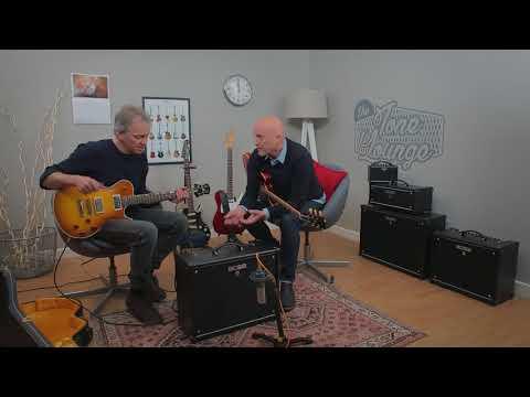 Tone Lounge: Boss Katana Amps