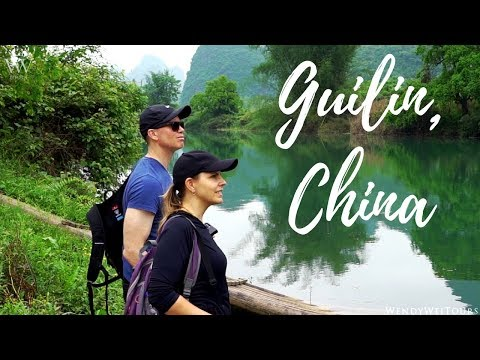 Travel To China -- Four Days In Guilin & Guizhou
