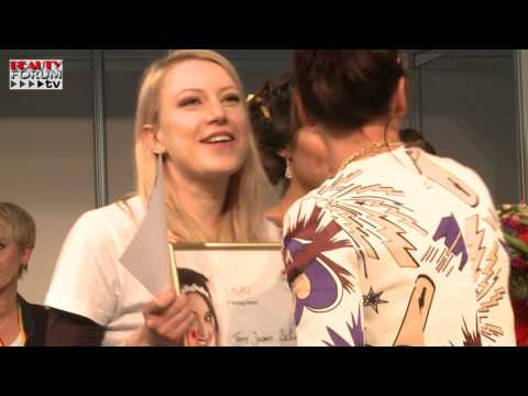 BEAUTY FORUM LEIPZIG 2016: Siegerehrung 1st Styling Award