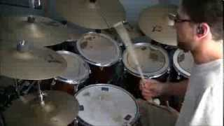 Kirk Thurmond Born In The City Drum Cover