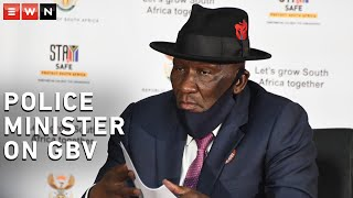 Police Minister Bheki Cele said that after the alcohol ban was lifted on 1 June 2020 the country appeared to see an increase of gender-based violence cases.   #CoronavirusSA #Lockdown #GenderBased Violence
