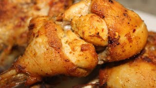🍗The Moistest Chicken Drumstick In the Oven  Very Juicy & Tender