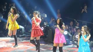 Nadine Lustre focus at ASAP20 in London (fancam)