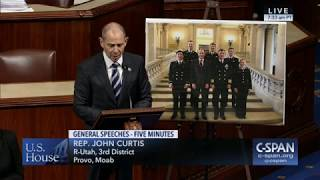 Memorial Day Floor Speech - May 23, 2018