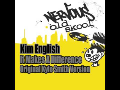 Kim English - It Makes A Difference (Extended Version)
